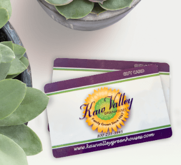 Image of Kaw Valley Greenhouse Gift Cards